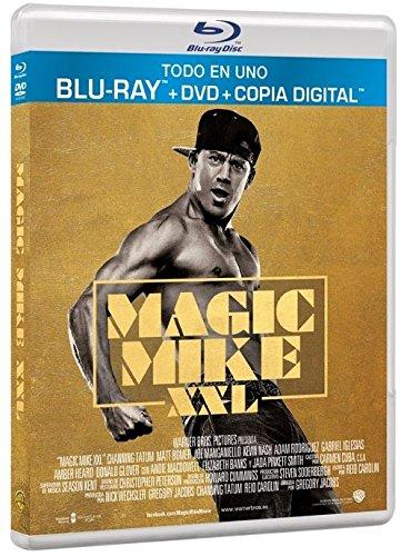 Magic Mike Xxl (Dvd/Bd/Dc) [Blu-ray]