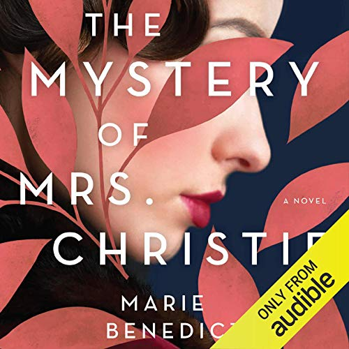 The Mystery of Mrs. Christie book cover