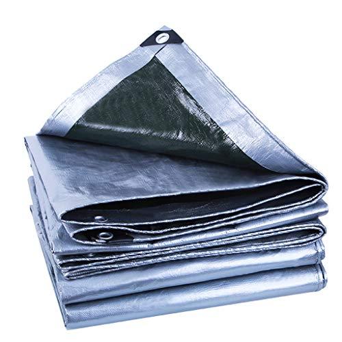 Nologo Einfach Verdicken Sie im Freienregen-Tuchsonnenschutzplanen-Sonnenschutzplanen-LKW-Segeltuchschutz-Markisenstoff tragbar (Size : 3 * 3m)