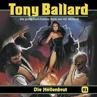 Die Höllenbrut (Tony Ballard 1) Titelbild