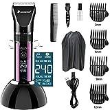 Alternative 2: TTMOW Haarschneidemaschine – unbekannt aber qualitativ hochüberzeugend