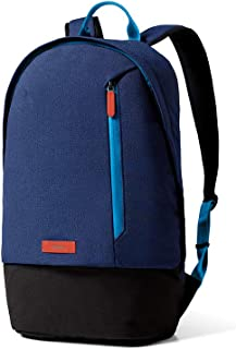 """Bellroy Campus Backpack (16 liters, 15"""" Laptop, Spare Clothes, Wallet, Phone) - Blue Neon"""