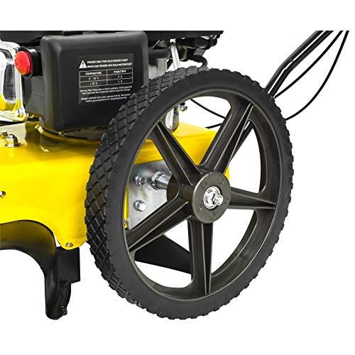 Texas Pro Trim 600 Desbrozadora Ruedas Gasolina 4T Empuje, 173cc