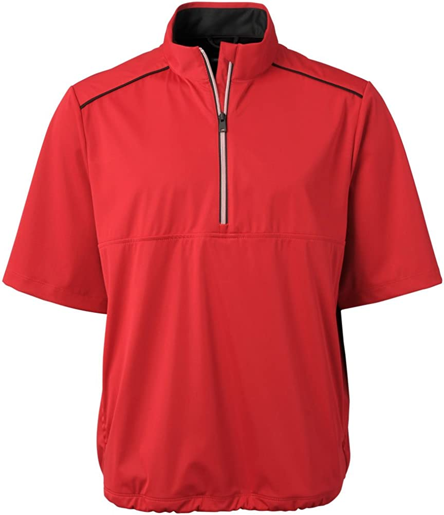 Greg Norman Collection Men's Many popular brands 1 4 Knit Zip Short Weather Reservation J Sleeve