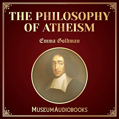 The Philosophy of Atheism audiobook cover art