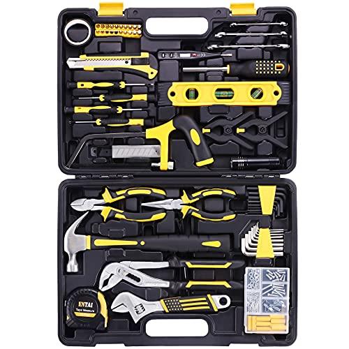 ENTAI 218-Piece Tool Kit for Home, …