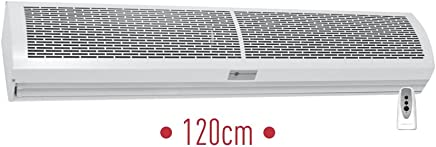 Cortina de Ar 120 cm Controle Remoto, Agratto, Branco