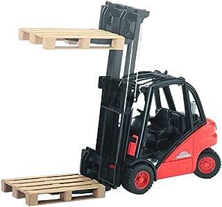 Bruder 02511 Linde H30D Forklift with 2 Pallets