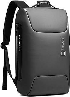 Orkney 2021 Sac à dos pour ordinateur portable et antivol Unisexe Pour homme et femme Design élégant. Verrouillage TSA. Ch...