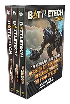 Battletech Legends  The Gray Death Legion Trilogy  BattleTech Legends Box Set #1