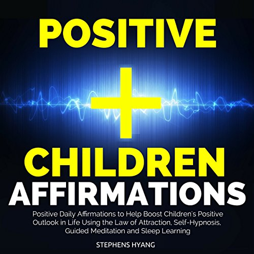 Positive Children Affirmations Titelbild