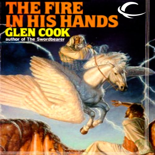 The Fire in His Hands cover art