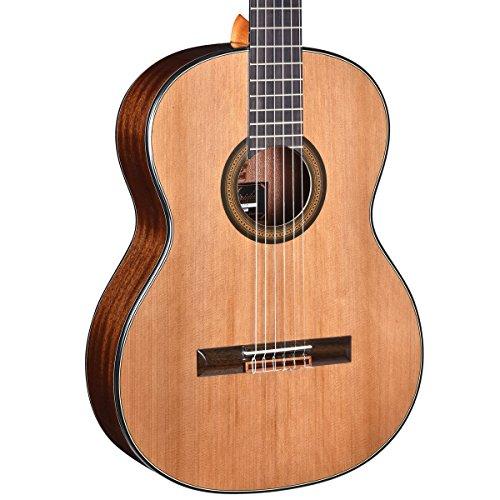 MERIDA Trajan T Full-Size Klassische Gitarre, Fichtendecke, natur