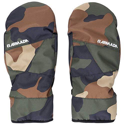 ARMADA Herren Tremor Handschuhe, camo