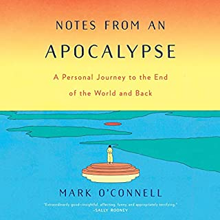 Notes from an Apocalypse cover art