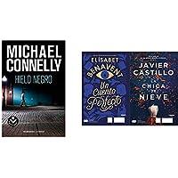 Hielo negro (Bestseller (roca)) + Promoción fragmento de La chica de nieve y Un cuento perfecto