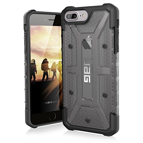 Urban Armor Gear IPH7/6SPLS-L-AS - Carcasa para Apple iPhone 7 Plus/6S Plus/6 Plus/6SE, Color Gris