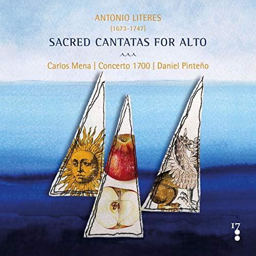 Carlos Mena, Concerto 1700 & Daniel Pinteño
