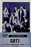 FANCY105 Kpop Mini Post Card Photocards - 56p (GOT7)