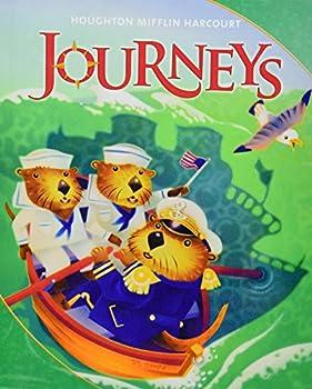 Hardcover Journeys: Student Edition Volume 6 Grade 1 2011 Book