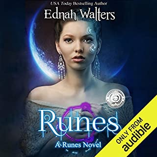 Runes                   By:                                                                                                                                 Ednah Walters                               Narrated by:                                                                                                                                 Stephanie Terry                      Length: 8 hrs and 41 mins     35 ratings     Overall 4.4