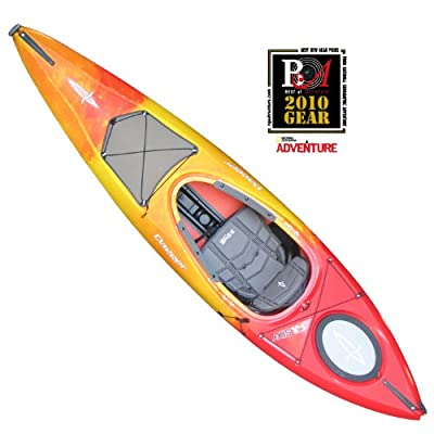 Dagger Axis 10.5 Crossover Kayak, Lava