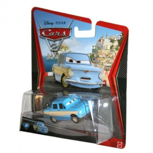 Disney Pixars Cars 2 Cast 1:55 - Vladimir Trunkov