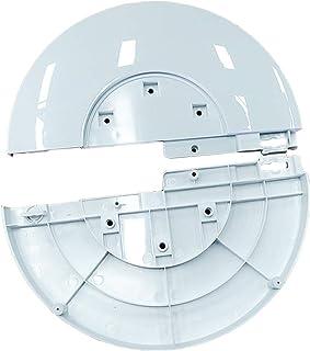 ANSIO Base de repuesto para ventilador de torre blanca de 43 pulgadas