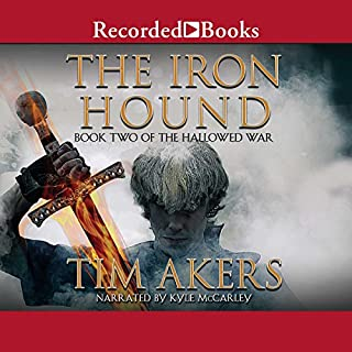 The Iron Hound cover art