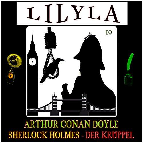 Der Krüppel audiobook cover art