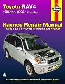 Toyota RAV4 1996 Thru 2005: All Models (Haynes Repair Manual)