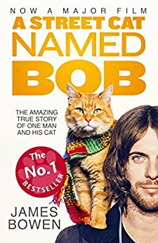 A Street Cat Named Bob: How one man and his cat found hope on the streets by [James Bowen]