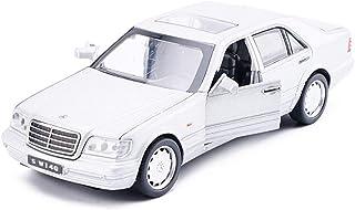 ZTCM Mercedes-Benz Modelo Simulación Aleación Coche Modelo 1/32 Juguete para niños Sonidos