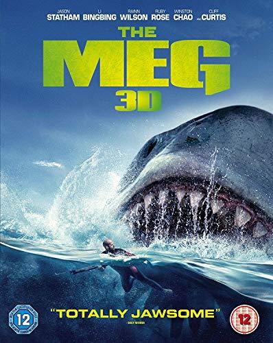The Meg [Blu-ray 3D] [2018]