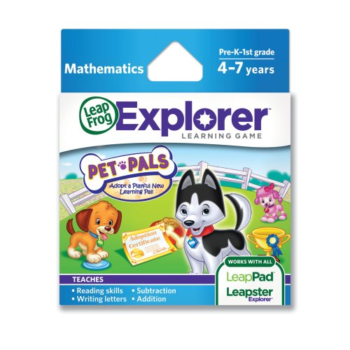 LeapFrog Explorer Pet Pals Learning…