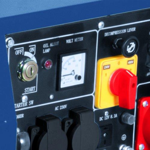 Einhell Diesel Stromerzeuger BT-PG 5000 DD - 2
