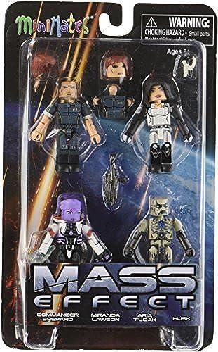 diseño simple y generoso Diamond Select Toys Mass Effect  Series 1 Minimates Box Box Box Set by Diamond Select  salida de fábrica