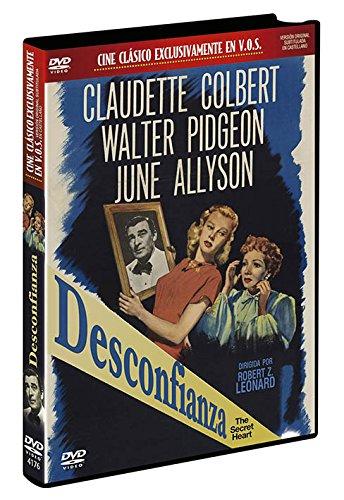 Desconfianza v.o.s. DVD 1946 The Secret Heart