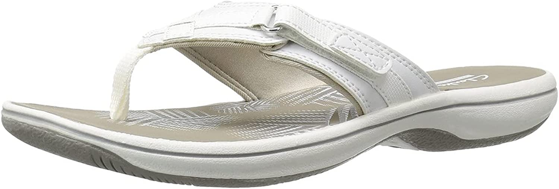 Women's Soft Bottom Slippers Summer Fashion Beach Shoes Sandals Slipper, Men and Women Can Wear Flip-Flops White