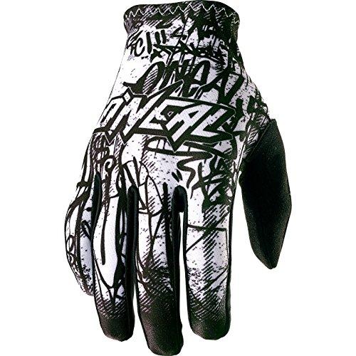 O'NEAL Matrix Vandal Fahrradhandschuhe, Schwarz/Weiß, L