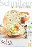 Schnitzer glutenfree Bio Chia+Quinoa, 4er Pack (4 x 500 g)