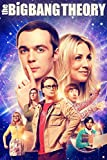 Wayne Dove The Big Bang Theory Season 12 Pster en Seda/Estampados de Seda/Papel Pintado/Decoracin de Pared 037769910