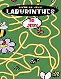 labyrinthes: 70 puzzles de labyrinthe pour les enfants, Livre d'activités pour les enfants, Livre de labyrinthe pour les enfants de 4 à 8 ans