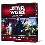 Fantasy Flight Games Star Wars: LCG - Ambiciones Galácticas, Juego de Cartas (Edge Entertainment EDGSWC30)