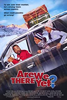Are We There Yet? Poster Movie B 11x17