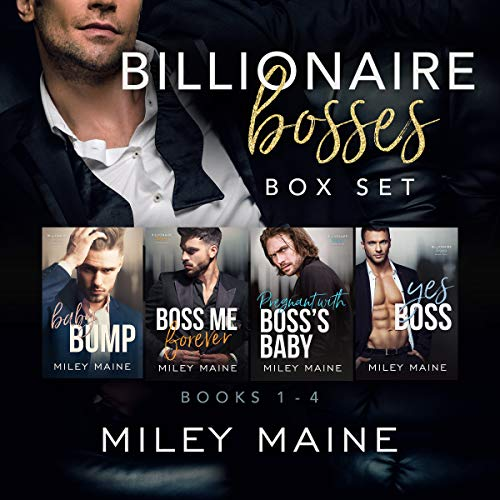 Billionaire Bosses Box Set (English Edition)