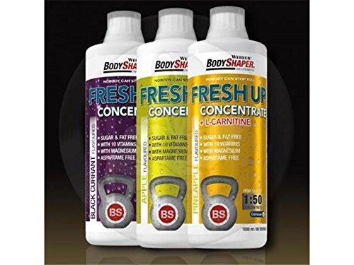 BodyShaper Fresh Up Concentrate 1 Liter Eistee Pfirsich