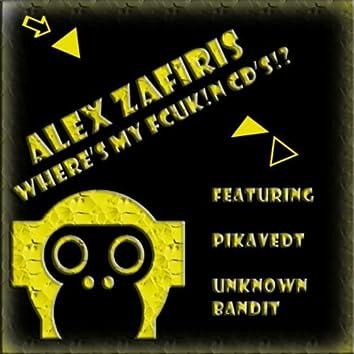 Where's My Fcuk!n' CD's!?