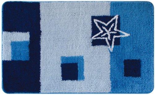 Gelco Design 707866 Tapis de Bain Sky Bleu 50 x 80 cm