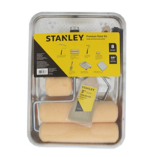 STANLEY Home Paint Kit - 8 Piece